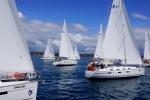 Недельный курс яхта - в рамках регаты