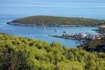 Живописные бухты и якорные стоянки Хорватии